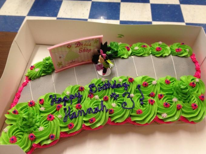Hannah is 3!!!!!