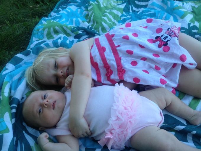 sweet sisters!!!
