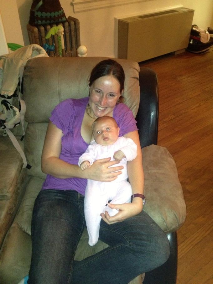 Emma's 2 months!