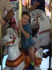 Lewis carousel Disney 2017