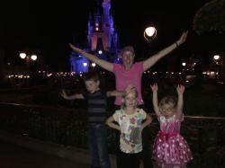 magic kingdom pose