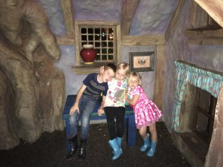 my 3 munchkins Disney