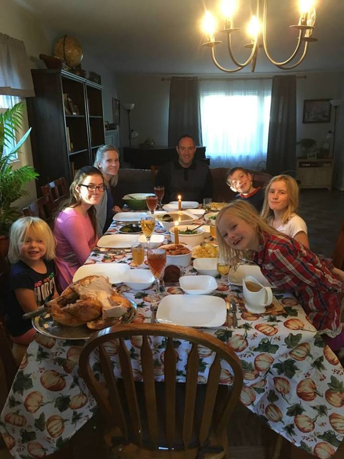 Uncle Ben's Thanksgiving 2017